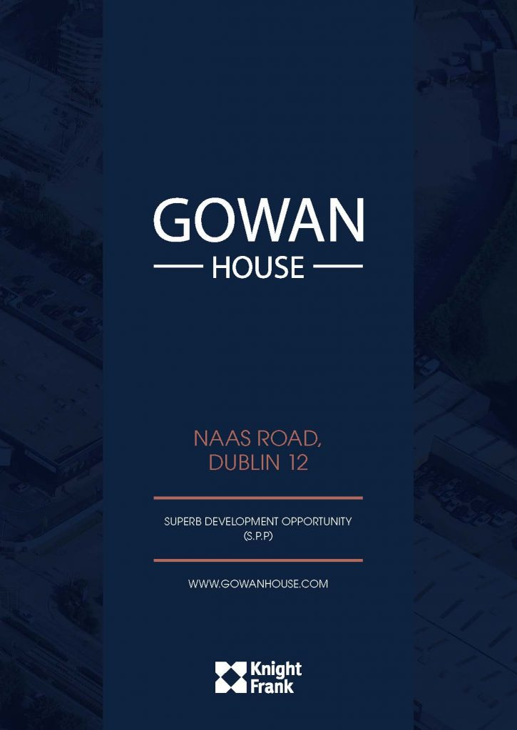 Gowan House cover page