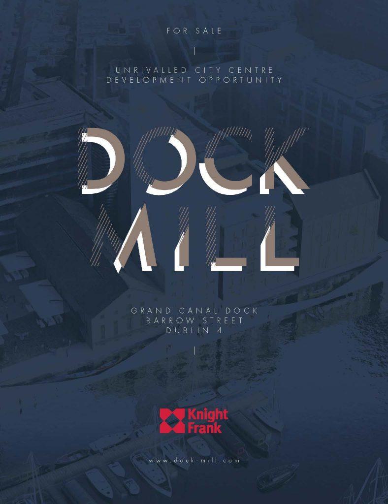 Dock Mill brochure cover