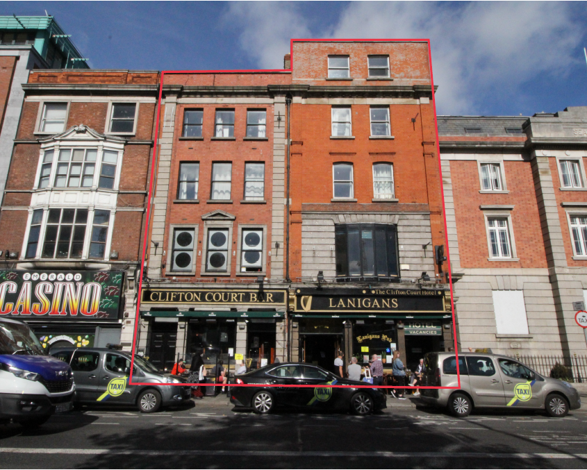 The Clifton Court Hotel, 10-11 Eden Quay and 12 Harbour Court, Dublin 1